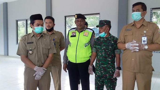 Sinergitas Lanjutan Muspika Kecamatan Singosari Dengan UPT Pasar Hewan