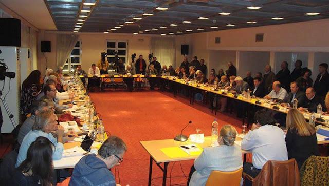 Τα θέματα και οι αποφάσεις της 18ης Συνεδρίασης του Περιφερειακού Συμβουλίου Πελοποννήσου