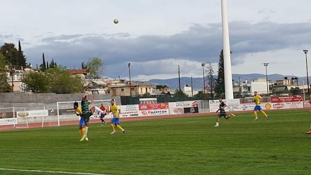 Στο 0-0 έμεινε ο Παναργειακός με την Ζάκυνθο