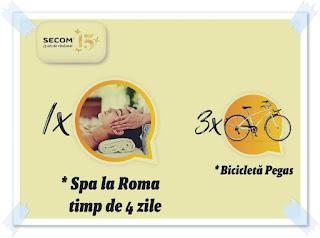 pareri concurs secom 2019 castiga o vacanta la spa la roma si biciclete pegas