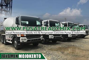 Harga Beton Jayamix Mojokerto Per M3 & Per Mobil Molen 2021
