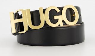 Дамски кожен Колан Zula с лого - Hugo Boss