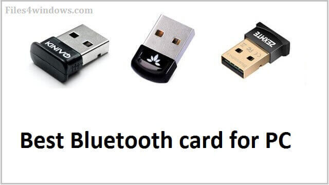 best-bluetooth-card-for-pc