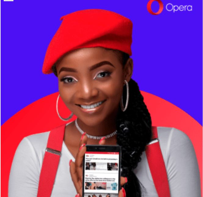 Singer Simi Has Just Signed An International Endorsement Deal
