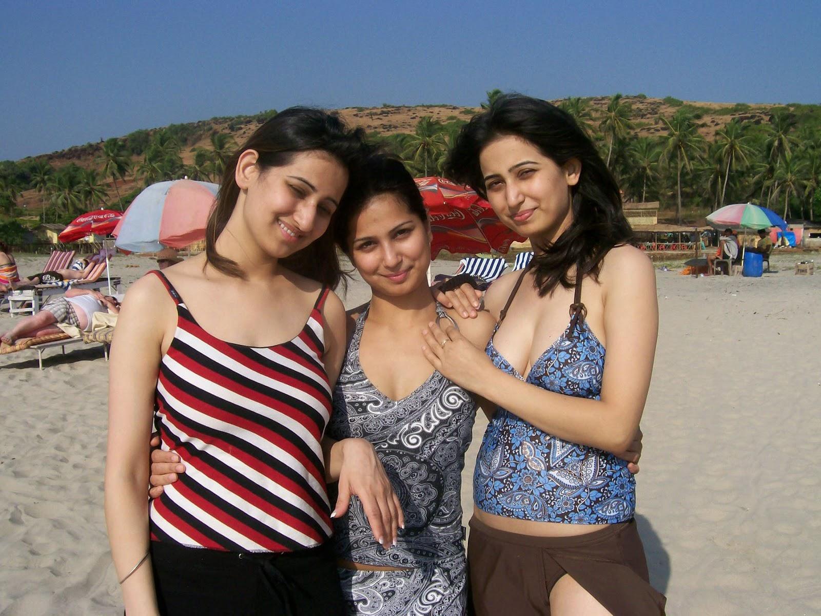 Desi Girls Beach Bathing Naked Image  Xxx Desi Photo-6528