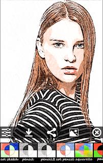 Download Sketch Camera Full Apk v1.12 Terbaru