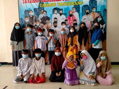 Berbagi Ilmu Al-Qur'an dan Pengalaman di Yayasan Generasi Peduli Indonesia Cabang Tangerang