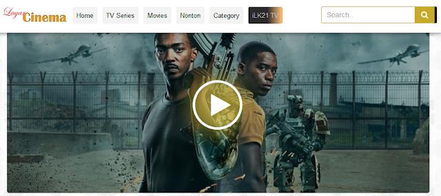 Nonton Film Outside the Wire Sub indo Streaming Movie