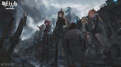 Tomorrow's Ark -Arknights- Penguin Logistics [Wallpaper Engine Anime]