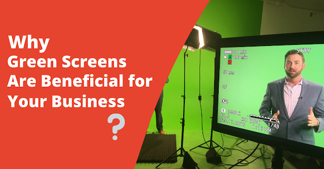 How to use Green Screen for Marketing videos and Businesses?