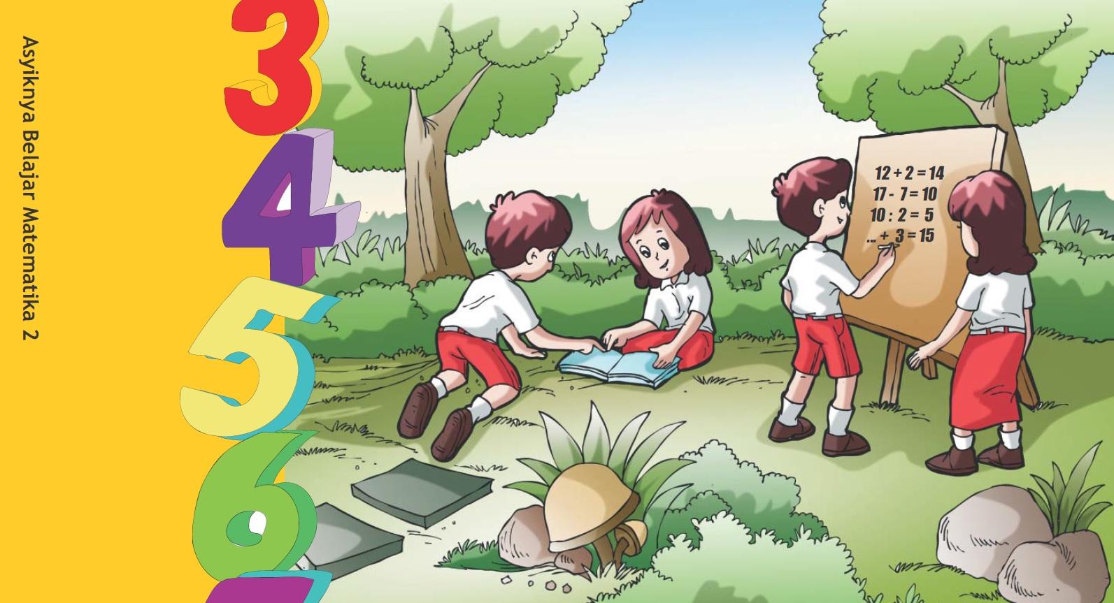 Download Buku Sekolah Elektronik (BSE) Untuk Sekolah Dasar Kelas II (Dua) Semua Mata Pelajaran