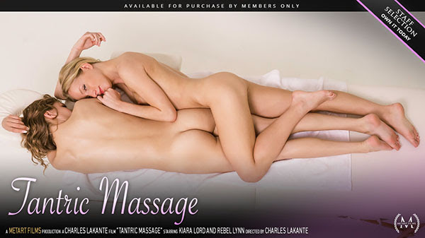 [Met-Art] Kiara Lord - Tantric Massage