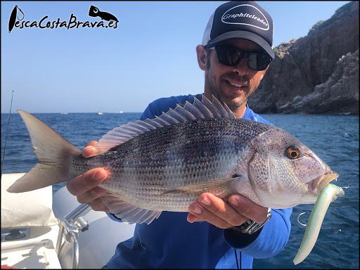 denton fiiish crazy sand eel major craft triple cross jjpescasport pesca costa brava - De los 0 a los 100 metros, SPINNING y JIGGING!