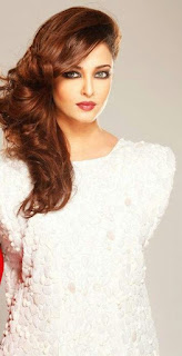 Aishwarya Rai With Brown Hair