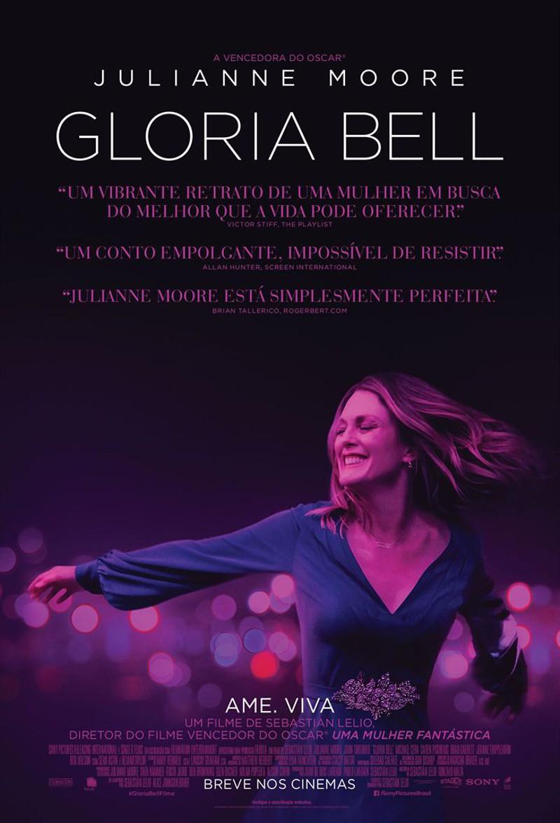 Gloria Bell filme com Julianne Moore