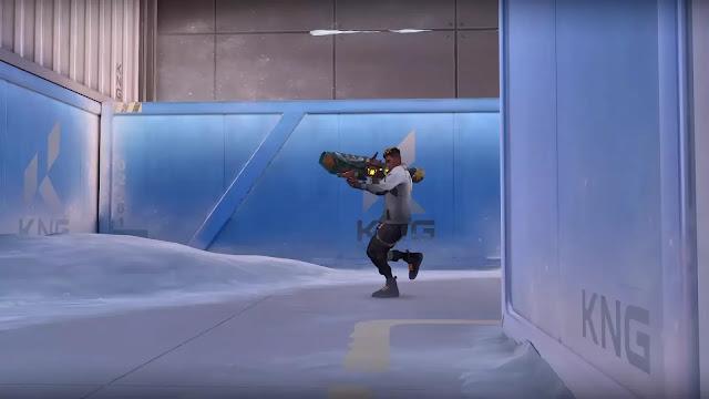 Escalation Mode, Mode Baru Valorant Seperti Gun Game