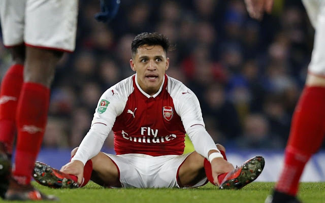 Exclusive: Man Utd's deal to sign Alexis Sanchez worth around £180 million as they offer him £14m a year after tax