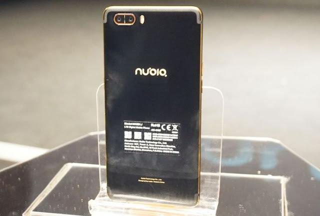 Nubia Rilis 3 SmartPhone di Indonesia