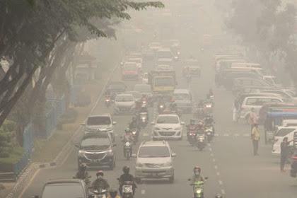 Dampak kabut asap bagi kesehatan