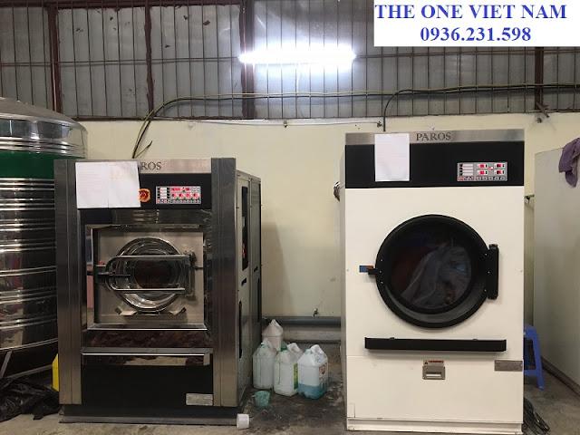 Cách lựa chọn công suất thiết bị cho xưởng giặt 1 tấn