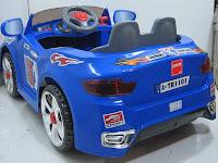 5 Mobil Mainan Aki Junior TR1101A Audi 2 Dinamo Motor