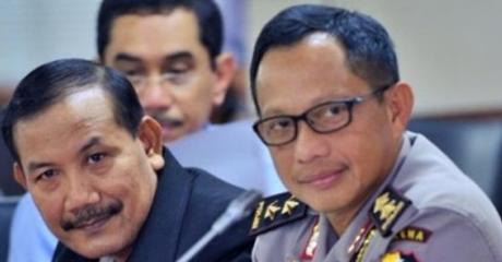 DPR Ancam Bekukan Anggaran Polri, Ini Reaksi Tito Karnavian