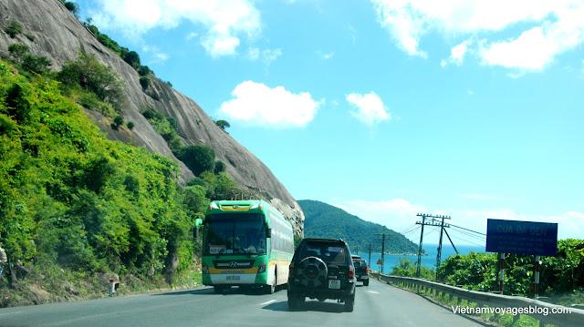 Vung Ro bay - Ca Pass, Phu Yen