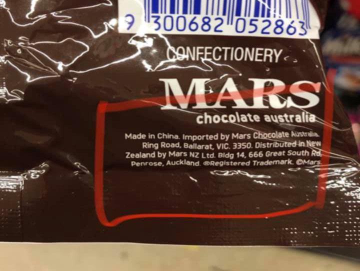 """Warga Australia Akan Boikot Coklat """"Snickers"""" Setelah Tahu Dibuat di China"""