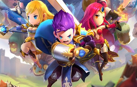 HYPER HEROES - GAME RPG GRATIS TERBAIK UNTUK ANDROID & IOS