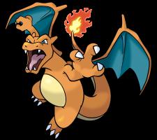 tải hình nền Pokemon Charizard