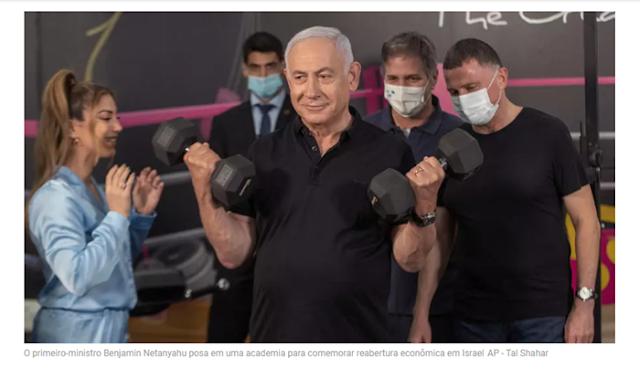 Com 46% de imunizados, Israel reabre economia com passaporte de vacinação