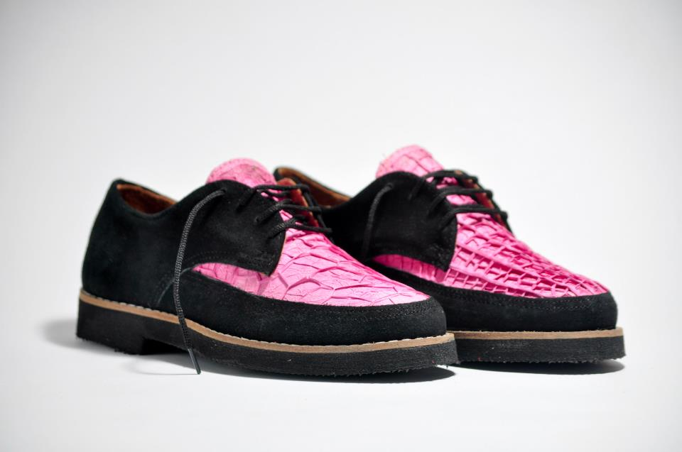 Visceral zapatos y complementos desde las entraas