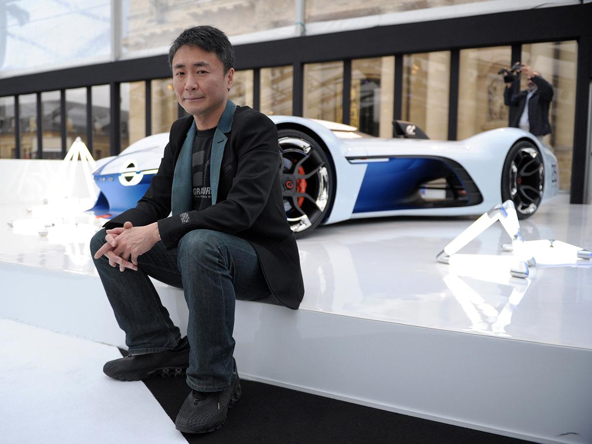 TOP 5 -Kazunori Yamauchi, 48 tuổi, Thiết kế và sản xuất, Gran Turismo