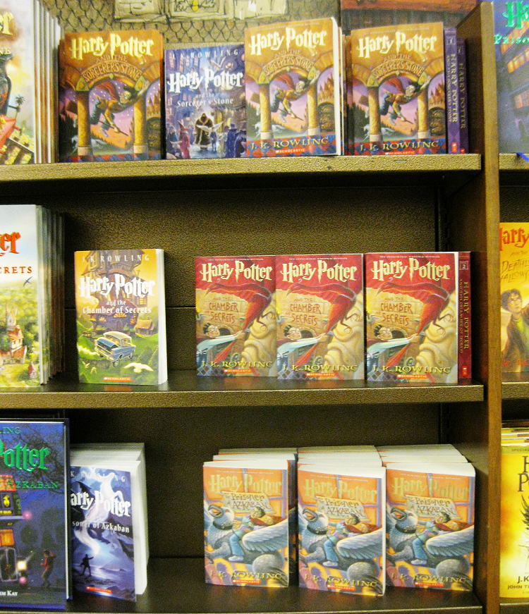 Barnes and Noble Harry Potter