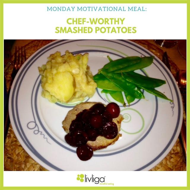 Livliga Monday Motivational Meal on Vivente