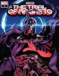 X-Men: The Trial Of Magneto Comic