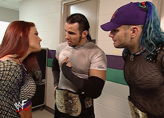 WWE / WWF Survivor Series 2001 - The Hardy Boyz & Lita