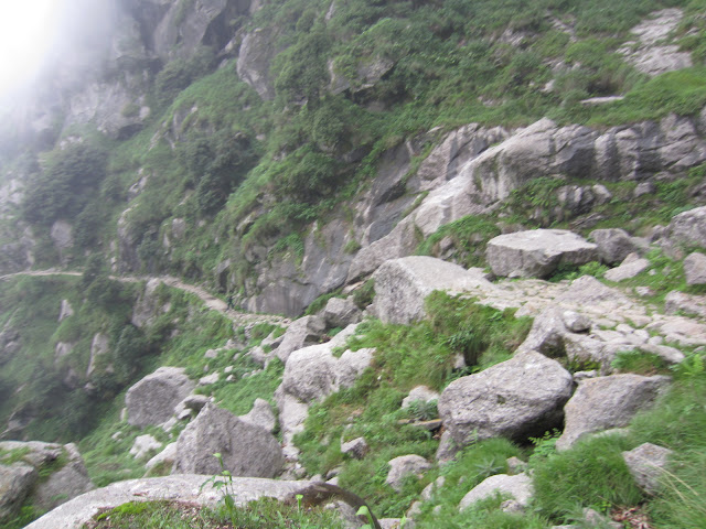 valley triund