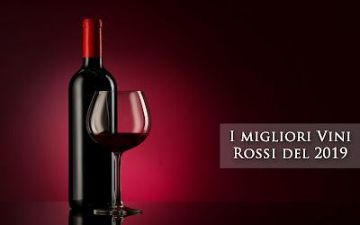 miglior vino rosso italiano