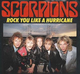 Scorpions - Rock You Like A Hurricane MP3