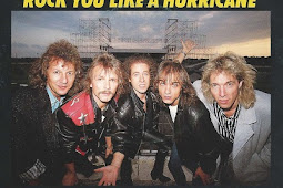 Lagu Slow Rock Scorpions - Rock You Like A Hurricane Mp3