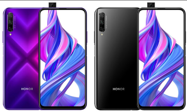 Honor 9X, 9X Pro Full Specifications and color leaked check out before launch