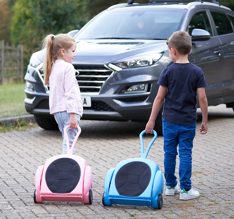Win a CarGoSeat car booster seat