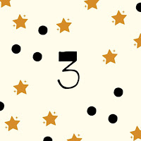 countdown bullet journal
