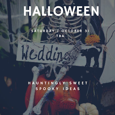 Hauntly Spooky Wedding-wedding theme-wedding party-Weddings by KMich Philadelphia PA
