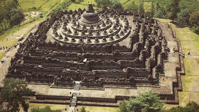 Menguak Misteri Candi Borobudur, Benarkah Peninggalan Nabi Sulaiman?