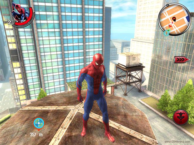 amazing spider man data apk