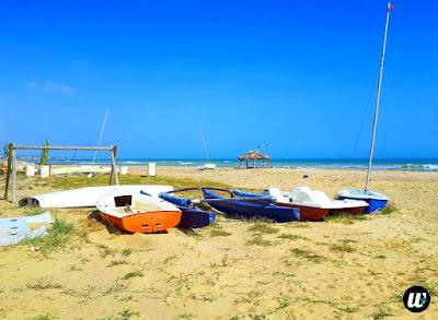 Fontane Bianche Siracusa beach | Sicily, Italy | wayamaya
