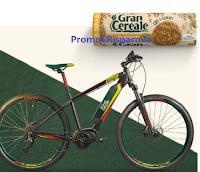 """Logo Concorso """"Grancereale e Conad 2020"""" : vinci 100 e-bike da Trekking"""