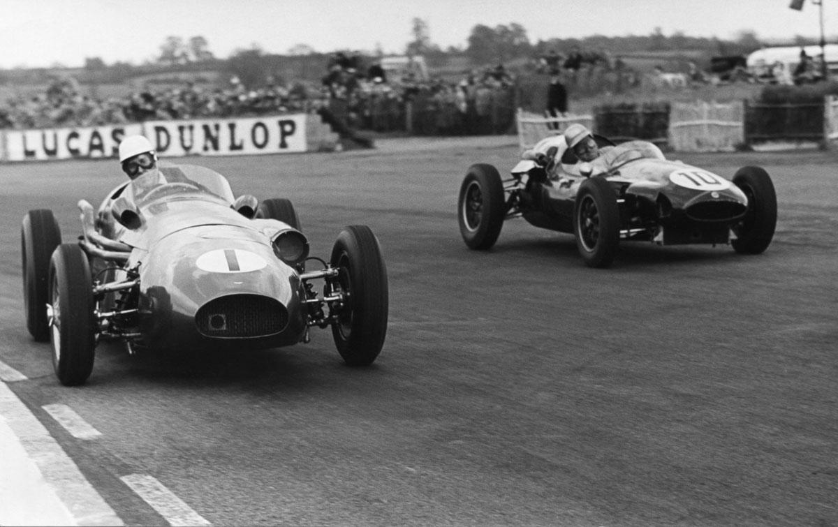 History of Aston Martin
